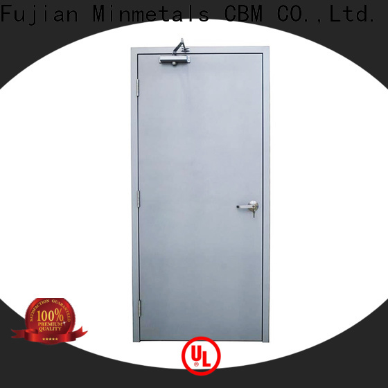 durable steel fire door supply for mansion