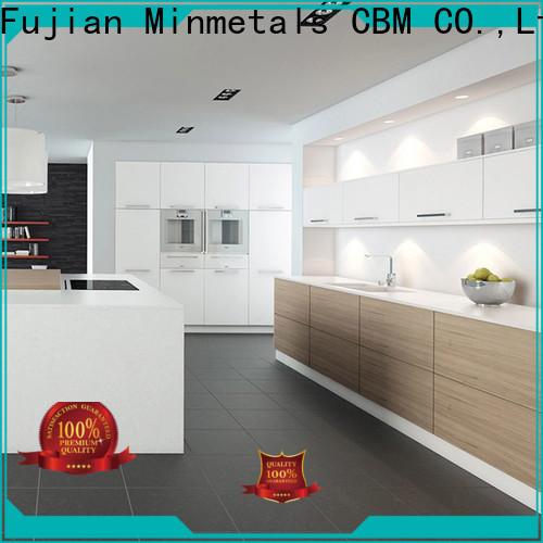 CBM unique acrylic cabinets factory for housing