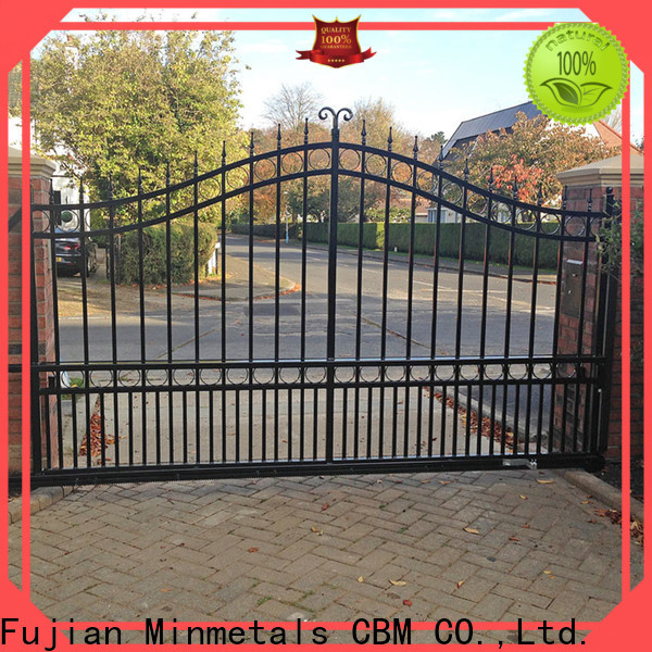 CBM hot-sale rod iron doors at discount for holtel
