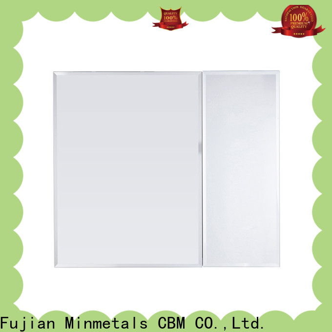 CBM stable corner mirror cabinet China supplier for construstion