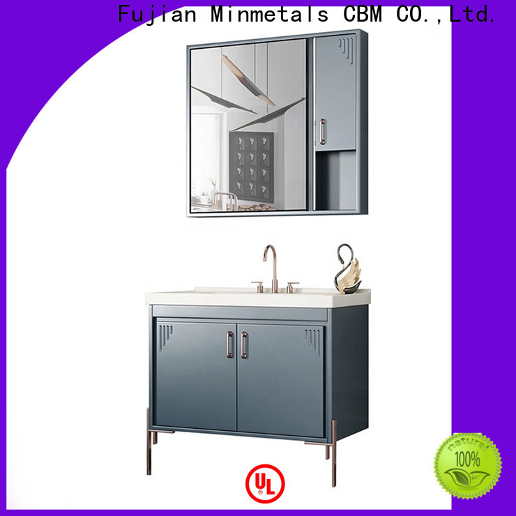 CBM stable bathroom vanity sinks factory for flats