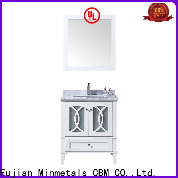 CBM bathroom vanity China supplier for apartment