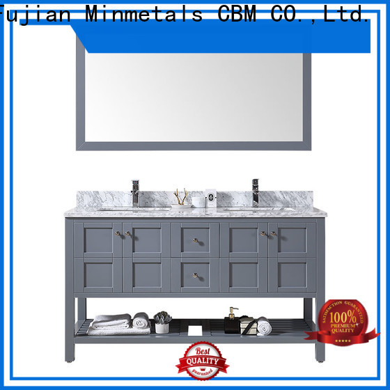 CBM superior bathroom vanity cabinets vendor for construstion