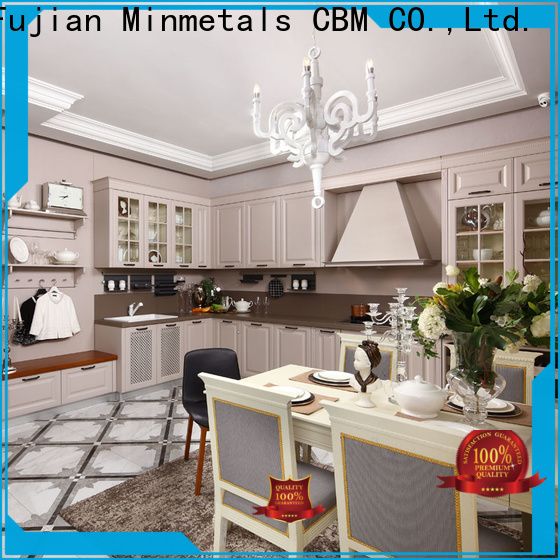 CBM corner kitchen cabinet China supplier for mansion