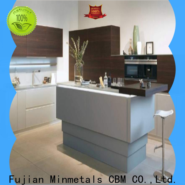 CBM new kitchen cabinets China supplier for apartment