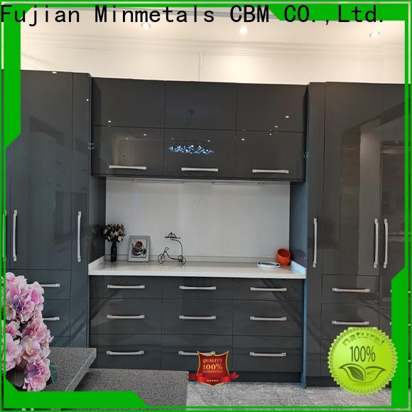 CBM acrylic cabinets free design for flats