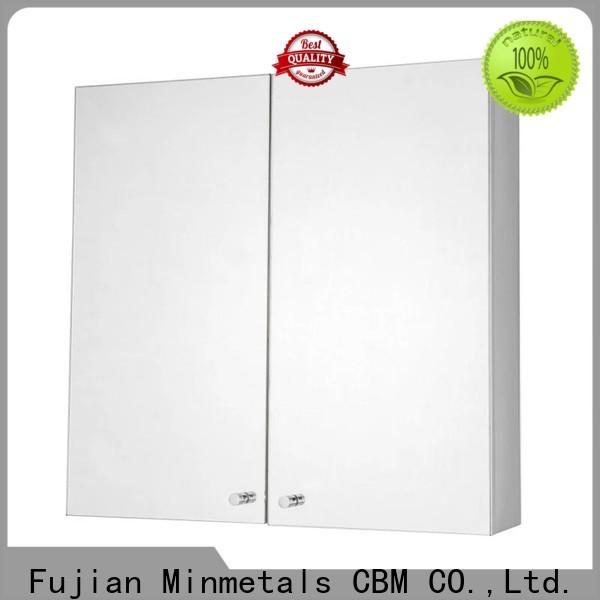 CBM corner mirror cabinet China supplier for building