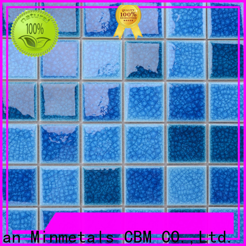 CBM swimming pool mosaic tile from manufacturer for holtel