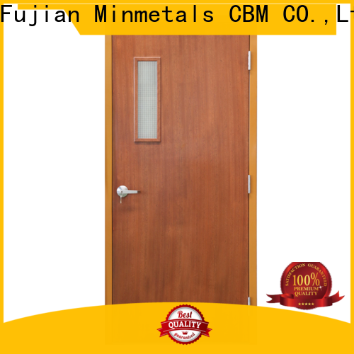 unique commercial steel fire rated doors China supplier for apartment