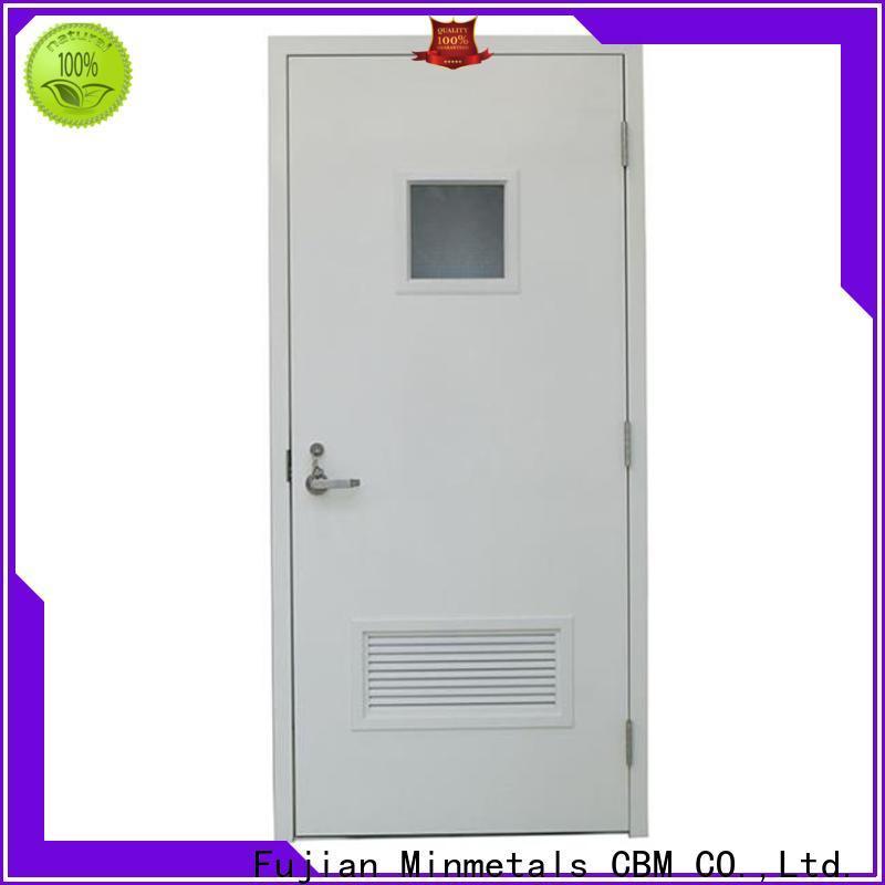 CBM stable steel fire door certifications for housing