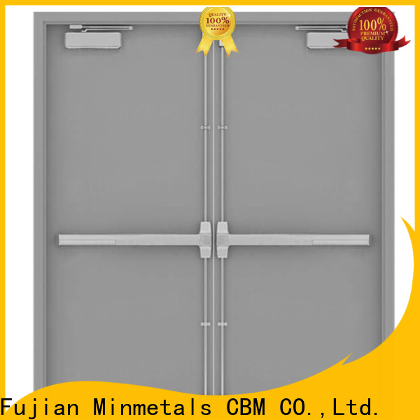 CBM commercial steel fire rated doors supply for new house