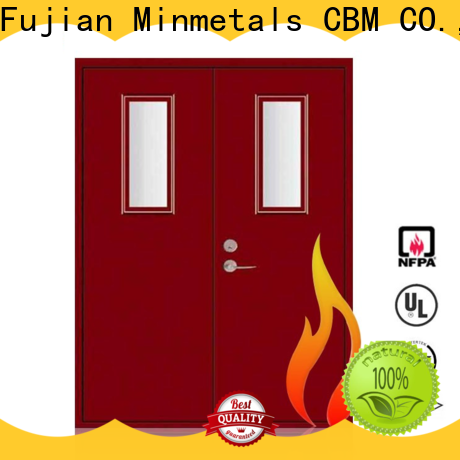 CBM fire rated doors bulk production for holtel