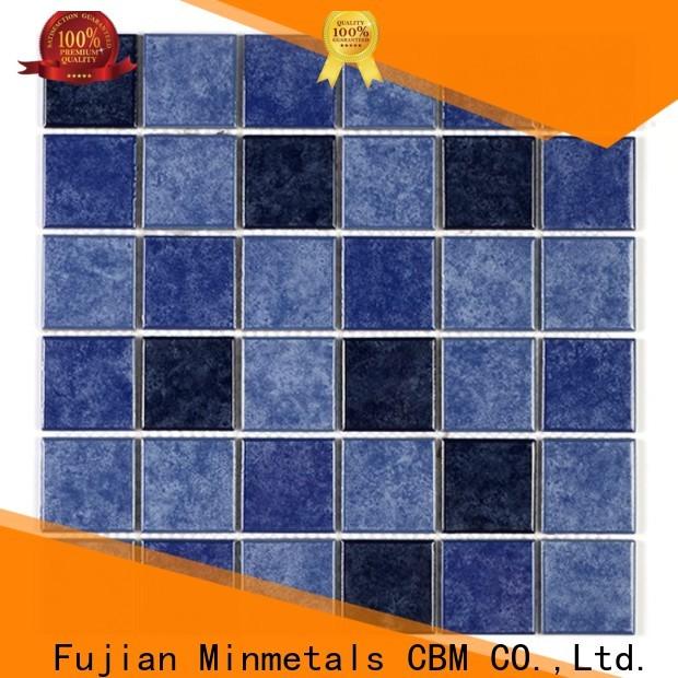 CBM hexagon mosaic tile bulk production for new house