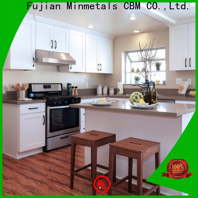 CBM sepcial cherry wood kitchen cabinets check now for home