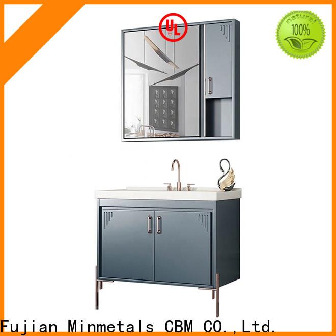 CBM bathroom vanity sets China supplier for home