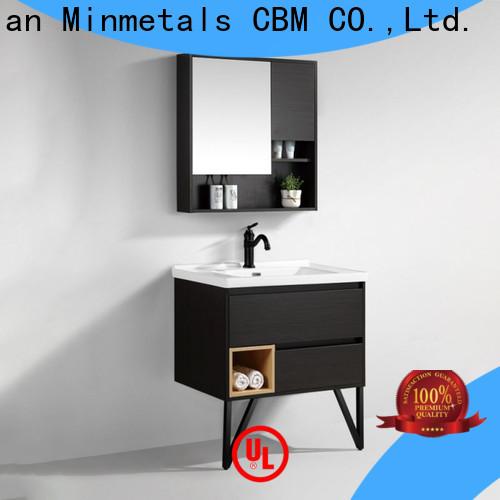 CBM bathroom vanity owner for flats