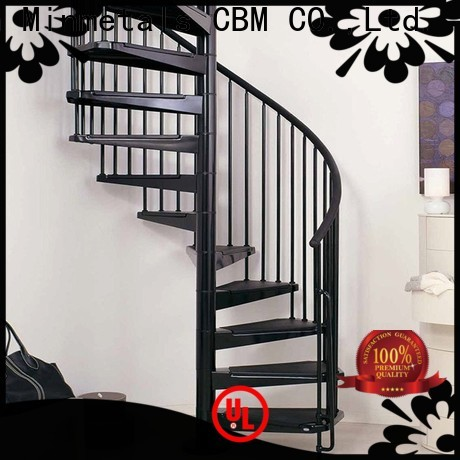 CBM wrought iron handrail for wholesale for building
