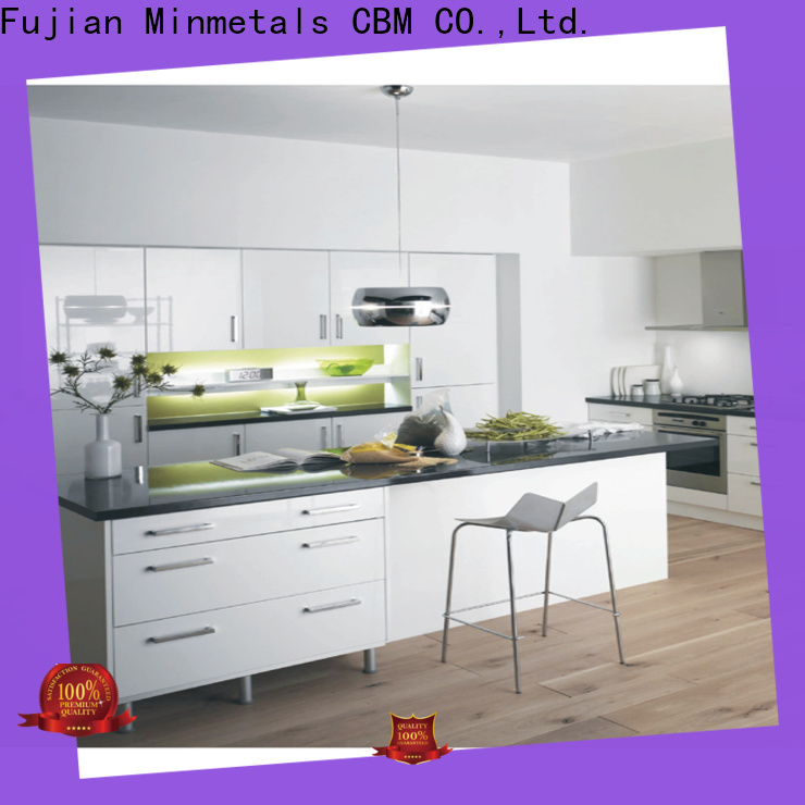 CBM sepcial contemporary kitchen cabinets bulk production for mansion