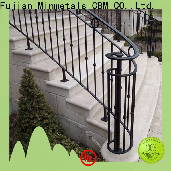 CBM iron handrail factory price for home