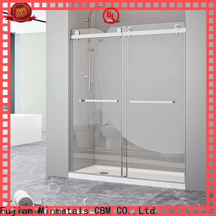 CBM bathroom sliding glass door for-sale for holtel