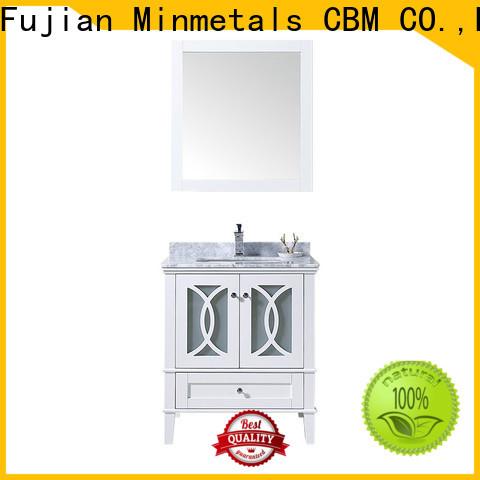 CBM bathroom vanity units manufacturer for holtel