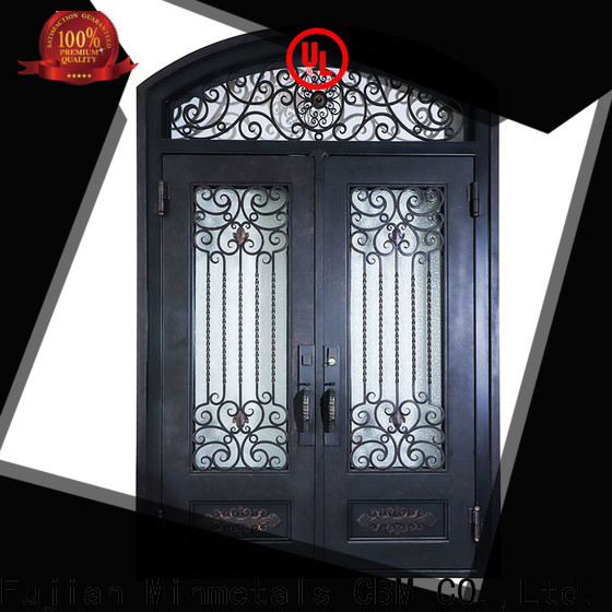 stable rod iron doors bulk production for home