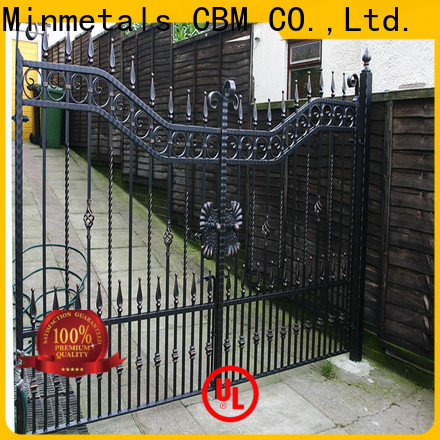 hot-sale wrought iron doors factory price for home