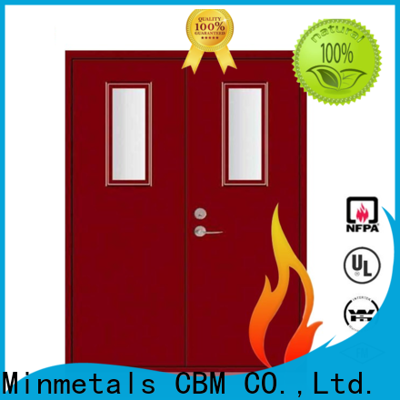 CBM fire rated door residential vendor for apartment