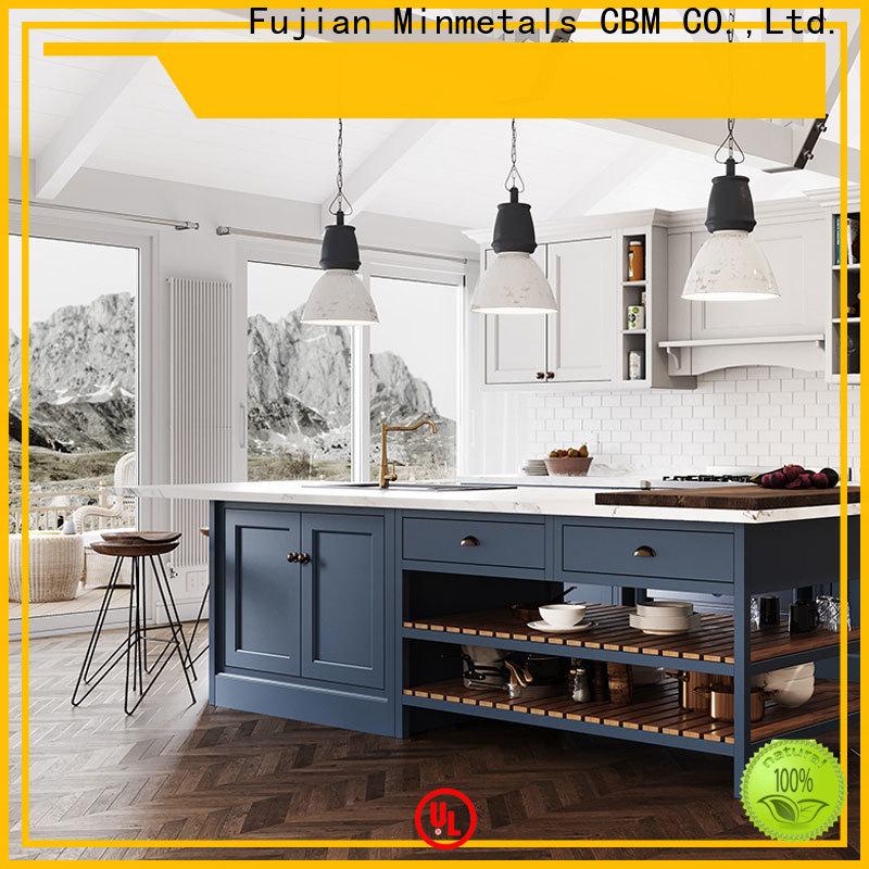 CBM multi-use custom kitchen cabinets supply for housing