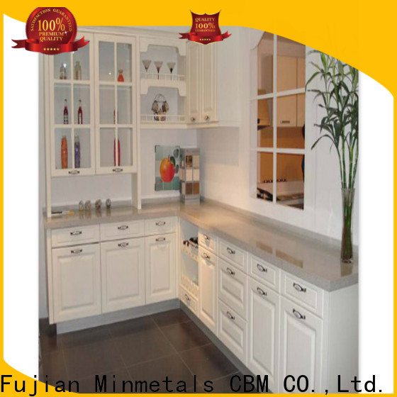 CBM fine-quality modern kitchen cabinets certifications for home