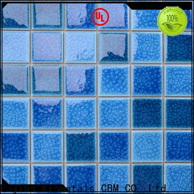 CBM popular hexagon mosaic tile for wholesale for construstion