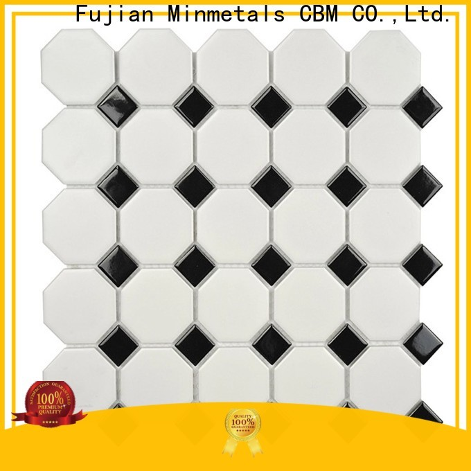 CBM marble mosaic tile wholesale for flats