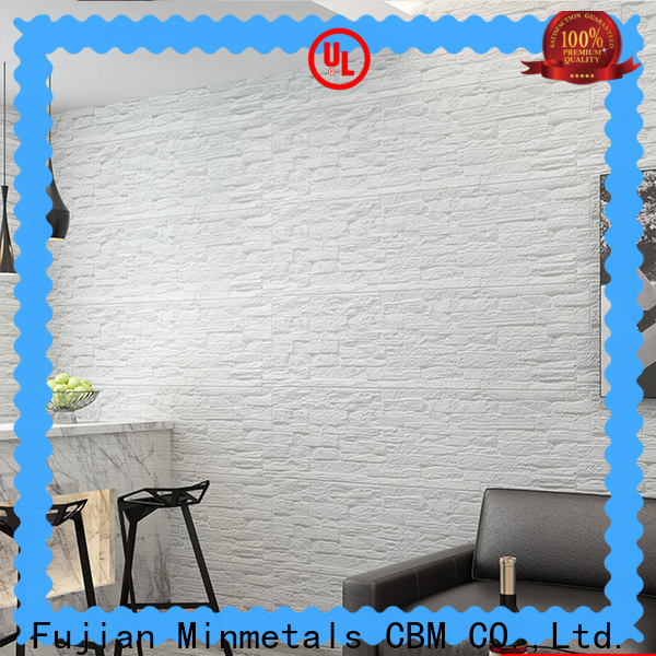 CBM Self-adhesive 3D Wall Sticker