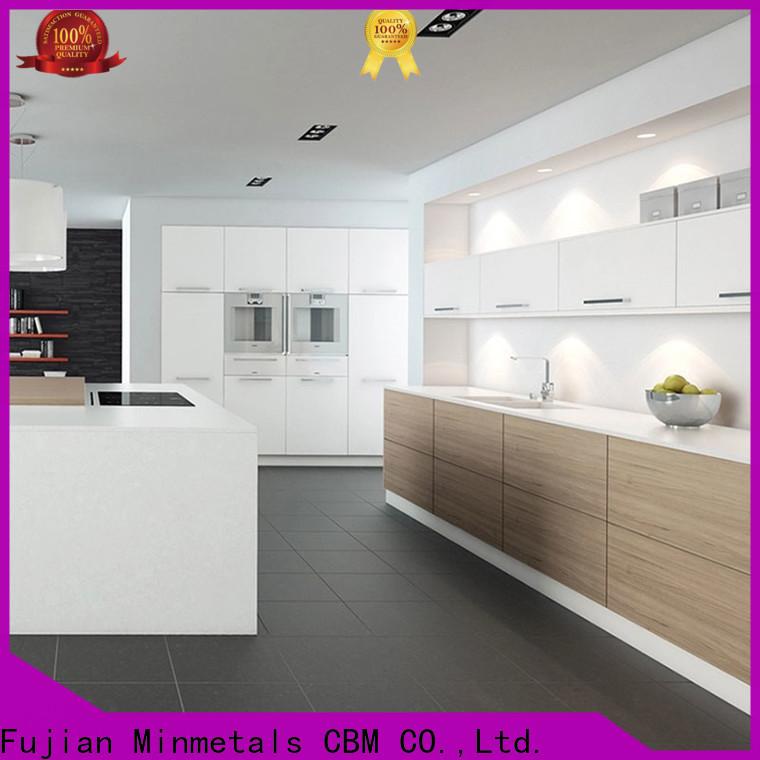 CBM acrylic cabinets supply for villa