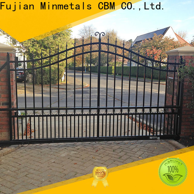 first-rate iron security doors factory price for mansion