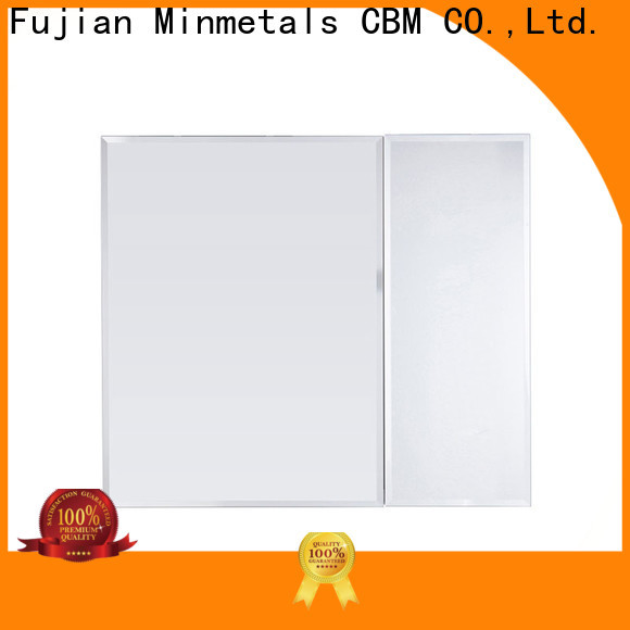 bulk bathroom medicine cabinet with mirror China Factory for flats