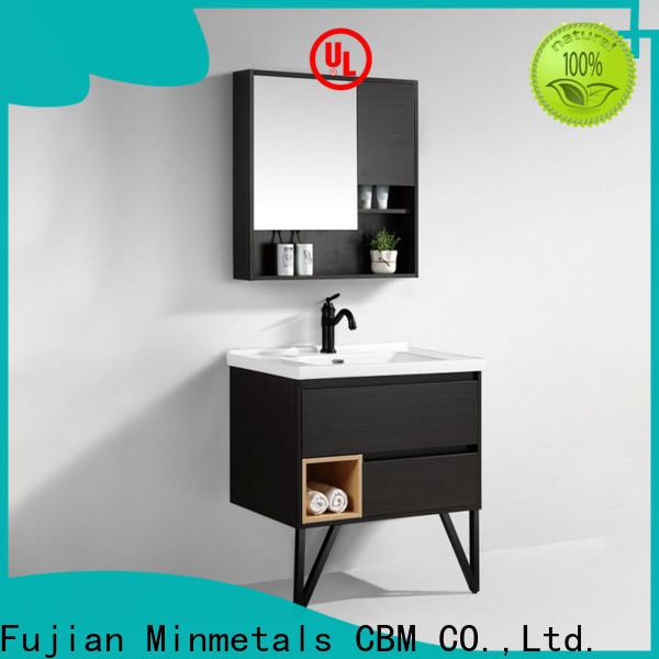 CBM bathroom vanity sinks free design for flats