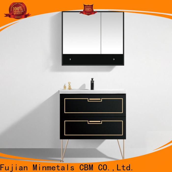 CBM single bathroom vanity China supplier for decorating
