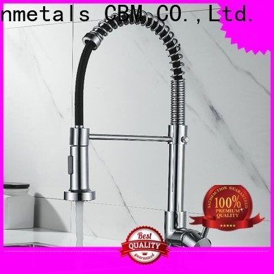CBM inexpensive pull down kitchen faucet supply for villa