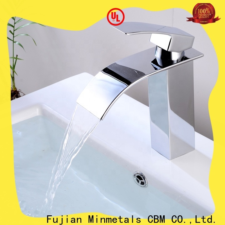 CBM waterfall basin tap from manufacturer for apartment