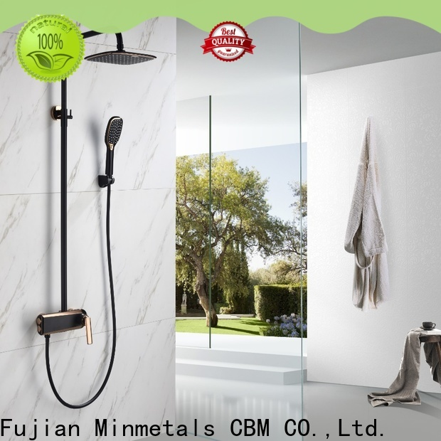 CBM popular shower faucet set manufacturer for holtel