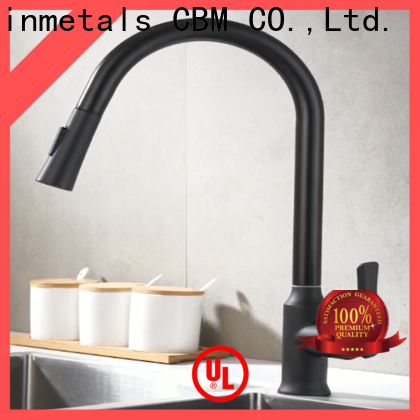 CBM durable single handle kitchen faucet bulk production for flats