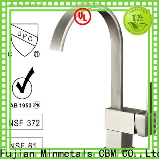 CBM inexpensive kitchen faucet with sprayer China Factory for mansion