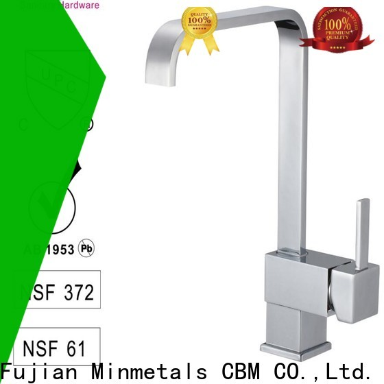 CBM modern kitchen faucets from manufacturer for flats