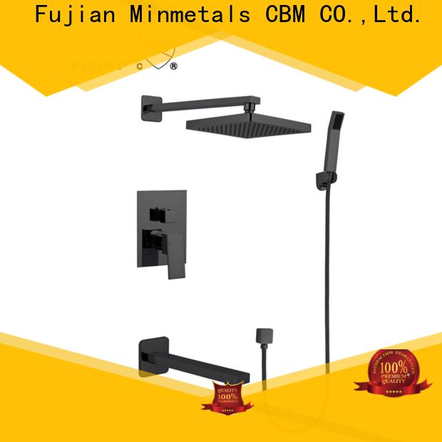 CBM multi-use shower head set manufacturer for apartment