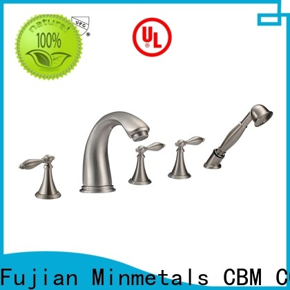 CBM bathtub faucet with sprayer factory price for new house