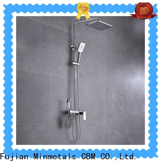 new-arrival exposed shower set factory for new house