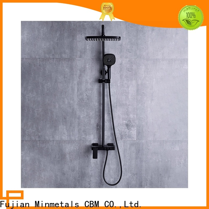 inexpensive exposed shower set supply for holtel