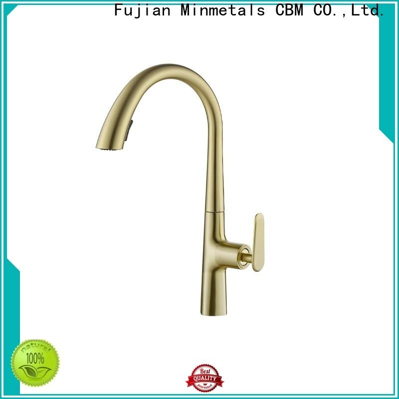 CBM modern kitchen faucets producer for villa