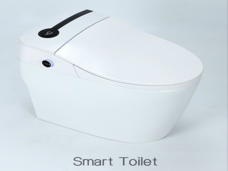 CBM-i80 Supplier for automatic sensor flushing electric one piece tankless intelligent smart